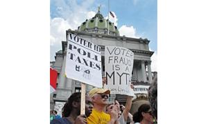 Will Pennsylvania�s new voter-identification law be stopped?